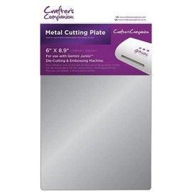 Crafters Companion Metal Cutting Plate A5 Gemini Junior