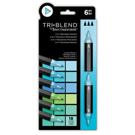 Spectrum Noir Triblend - Coastal Blends (Kust Blends) a 6 stuks
