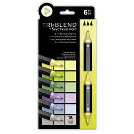 Spectrum Noir Triblend - Natural Blends (Natuur Blends) a 6 stuks