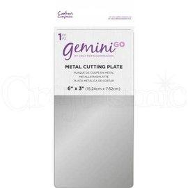 Gemini Gemini GO Accessoires -metalen snijplaat