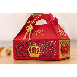 Gemini Gemini Dimensional snijmal - Gift Carton Box (Present doosje)