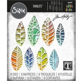 Tim Holtz Tim Holtz Sizzix CUT OUT LEAVES Thinlits Die Set