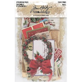 Tim Holtz Idea-Ology Ephemera Pack 51/Pkg