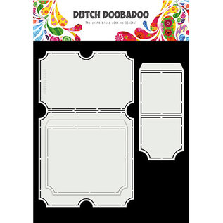 Dutch Doobadoo Card Art Tickets