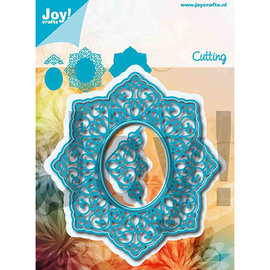 Joy! crafts Noor - Lovely Oval