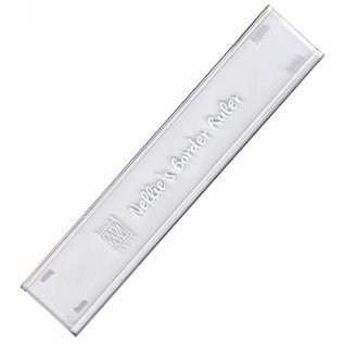 Nellie's choice Nellie's Special border ruler 2.5-3-3.5-5mm  20cm