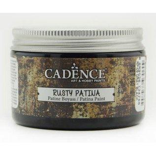 Cadence Rusty patina verf Grijs Zwart 160ml