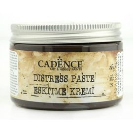 Cadence Distress Paste Antiek Kastanjebruin 150ml