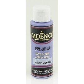 "Cadence Cadence Premium acrylverf ""paarse tinten"""