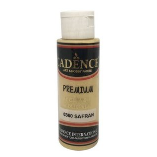 "Cadence Cadence Premium acrylverf ""gele + oranje tinten"""