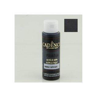 "Cadence Cadence Premium acrylverf ""zwart + grijze tinten"""