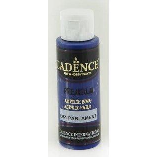 "Cadence Cadence Premium acrylverf ""blauwe tinten"""