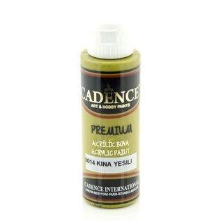 "Cadence Cadence Premium acrylverf  ""groene tinten"""