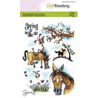 CraftEmotions A6 - Sjors 3 Spring Carla Creaties