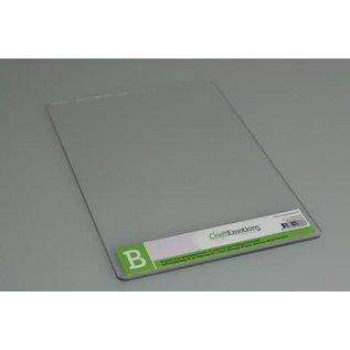 CraftEmotions B plaat voor stansmachine 3mm