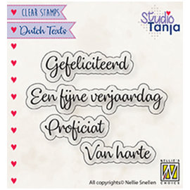 Nellie's choice DTCS026 - Dutch texts, Voor jou etc..