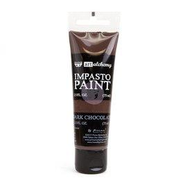 PRIMA MARKETING Art Alchemy Impasto Paint Chocolate