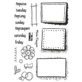 Tonic Studios Tonic Studios • Stamp set doodle diary