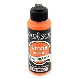 Cadence Hybrid Acrylic Orange