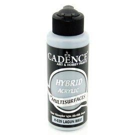 Cadence Hybrid Acrylic Lagoon Blue