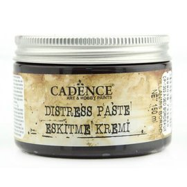 Cadence Distress Pasta Aged Bordeaux