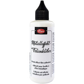 Viva 150600110 - Metalleffekt-Folienkleber Transparent