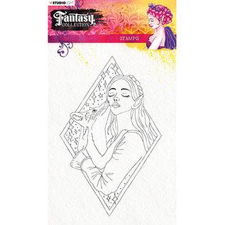 Studio Light Stamp Fairy, Fantasy Collection 2.0 nr.441