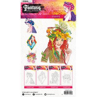 Studio Light Stamp Fairy, Fantasy Collection 2.0 nr.442