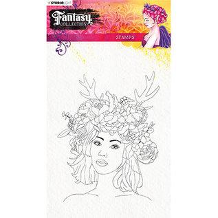 Studio Light Stamp Fairy, Fantasy Collection 2.0 nr.443