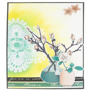 Studio Light Sweet Flowers nr.438