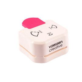 Vaessen Vaessen Creative • 3-in-1 Hoekpons Ticket 8 - 14 - 20mm