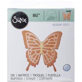 Sizzix Sizzix Bigz Die By Jessica Scott , zie beschrijving