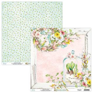 """Mintay Mintay """"Beauty in Bloom"""" 24 double sided - 6"""" x 6"""""""