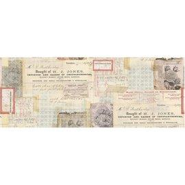 "Tim Holtz Idea-Ology Collage Paper 6""X6yds"
