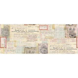 "Tim Holtz Idea-Ology Collage Paper 6""X6yds"