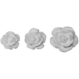 Tim Holtz Tim Holtz - Heirloom Roses 25/Pkg - Detailed miniature roses that can be inked or painted
