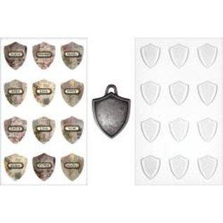 Tim Holtz Tim Holtz - Shield charms