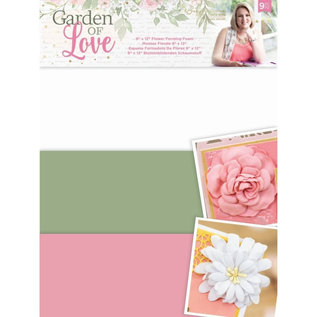 Crafters Companion Garden of Love - Flower Forming Foam