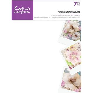 Crafters Companion Crafter's Companion Floral Foam - Natuur wit 7st