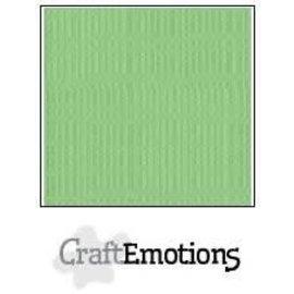 CraftEmotions CraftEmotions linnenkarton PISTACHE 30,0x30,0cm