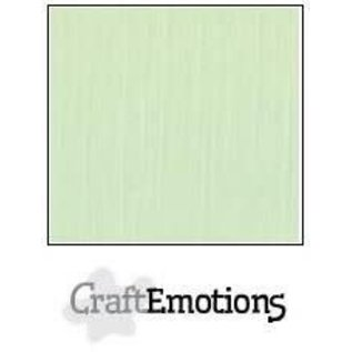 CraftEmotions CraftEmotions linnenkarton  GROEN 30,0x30,0cm