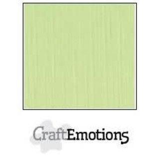 CraftEmotions CraftEmotions linnenkarton KIWI 30,0x30,0cm