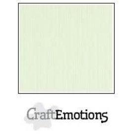 CraftEmotions CraftEmotions linnenkarton LICHT GROEN 30,0x30,0cm