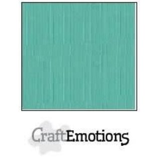 CraftEmotions CraftEmotions linnenkarton SALIEGROEN PASTEL 30,0x30,0cm