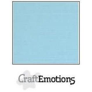 CraftEmotions CraftEmotions linnenkarton LICHT BLAUW 30,0x30,0cm