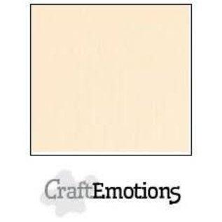 CraftEmotions CraftEmotions linnenkarton ZAND  30,0x30,0cm
