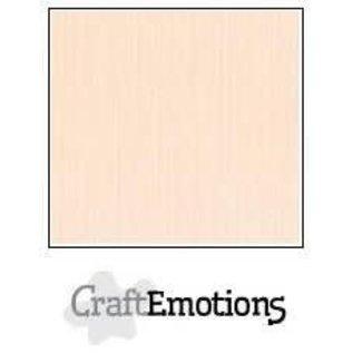 CraftEmotions CraftEmotions linnenkarton CREME  30,0x30,0cm