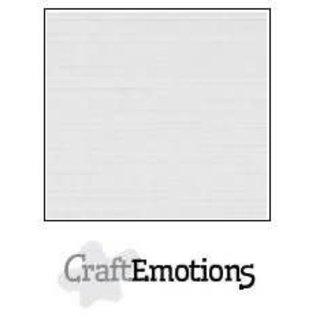 CraftEmotions CraftEmotions linnenkarton  ANTIEK GRIJS  30,0x30,0cm