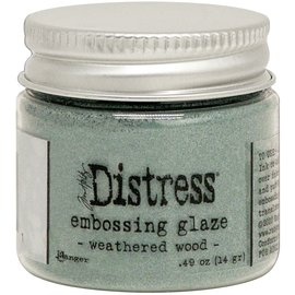 Tim Holtz Tim Holtz Distress Embossing Glaze WEATHERED WOOD