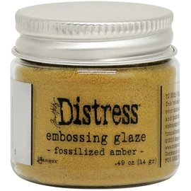 Tim Holtz Tim Holtz Distress Embossing Glaze FOSSILIZED AMBER